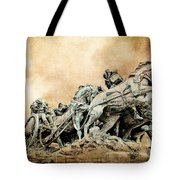 Into The Air Charging Tote Bag