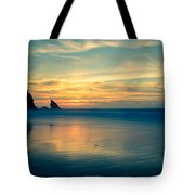 Into The Blue IIi Tote Bag by Marco Oliveira