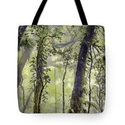 Into The Clouds II Tote Bag