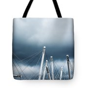Into The Clouds Tote Bag