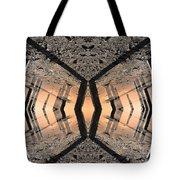Into The Core Tote Bag