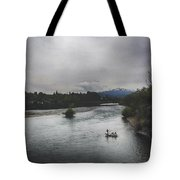 Into The Great Wide Open Tote Bag