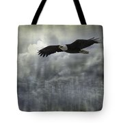 Into The Heavens Tote Bag