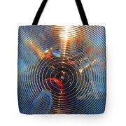 Into The Lens Tote Bag