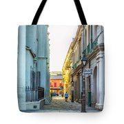 Into The Light 2 Tote Bag