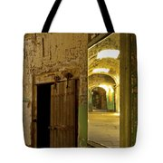 Into The Looking Glass Tote Bag