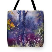 Into The Mist - A Dream State Tote Bag