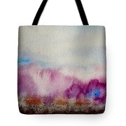 Into The Mist I Tote Bag