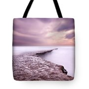 Into The Ocean Tote Bag by Jorge Maia