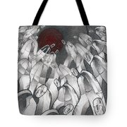 Into The Portal Tote Bag