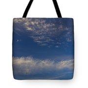 Into The Sky Tote Bag