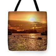 Into The Sun  Tote Bag