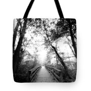 Into The Unknown Tote Bag