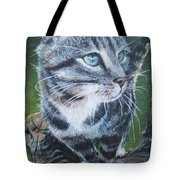Into The Wild Tote Bag by Lis Zadravec