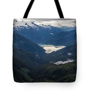 Into The Wild Tote Bag by Mike Reid