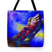 Intoxicated By The Sexual Mystery Of Books Tote Bag
