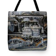 Intricate But Powerful Tote Bag