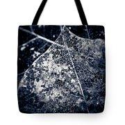 Intricate Transparency Tote Bag