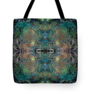 Intrigue Of Mystery Four Of Four Tote Bag by Betsy Knapp