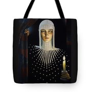 Intrique Tote Bag by Jane Whiting Chrzanoska