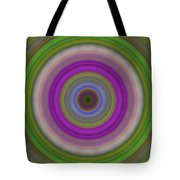 Introspection - Energy Art By Sharon Cummings Tote Bag