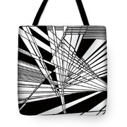 Introversion Four Tote Bag