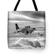 Intruder Tote Bag