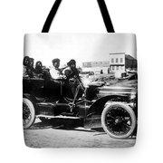 Inuits In Car, C1906 Tote Bag