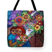 Invention Of Love Closer Tote Bag