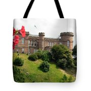 Inverness Castle On The Hill Tote Bag