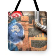 Invisible God Tote Bag