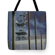 Invisible Industry Tote Bag
