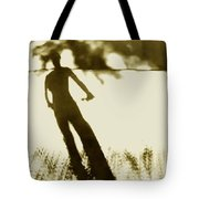 Invisible - Reunion Island - Indian Ocean  Tote Bag