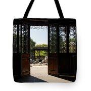 Invitation To The Garden Tote Bag