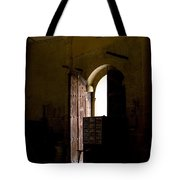 Invitation To The Templar Church Tote Bag