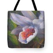 Inviting- Oil Tote Bag