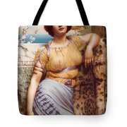 Ionian Dancking Girl Tote Bag