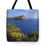 Ionian Sea Coast Albania Tote Bag