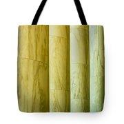 Ionic Architectural Columns Details Tote Bag