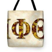 Iota Phi Theta - Parchment Tote Bag