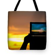 Ipad Photography Tote Bag