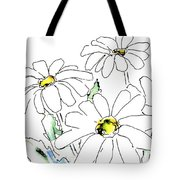 iPhone-Case-Flower-Daisy2 Tote Bag