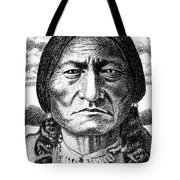 iPhone-Case-Sitting-Bull Tote Bag