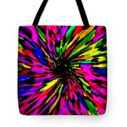 Iphone Cases Colorful Floral Abstract Designs Cell And Mobile Phone Covers Carole Spandau Art 159 Tote Bag