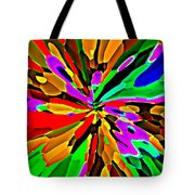 Iphone Cases Colorful Flowers Abstract Roses Gardenias Tiger Lily Florals Carole Spandau Cbs Art 180 Tote Bag