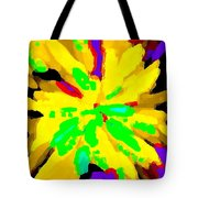 Iphone Cases Colorful Flowers Abstract Roses Gardenias Tiger Lily Florals Carole Spandau Cbs Art 182 Tote Bag