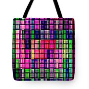 Iphone Cases Colorful Intricate Geometric Covers Cell And Mobile Phone Art Carole Spandau Cbs 169  Tote Bag