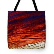 iPhone Southwestern Skies Tote Bag
