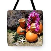 Ipu At The Beach Tote Bag
