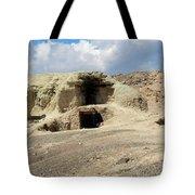 Iran Cave Office Tote Bag